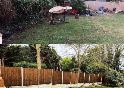 RJS Gardens Creative Landscaping Solutions Fencing 07821 203 329